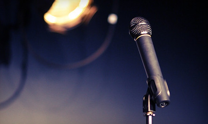 The Comedy Shrine Theater - Aurora: Standup, Improv, and Dueling-Pianos Shows for Two at The Comedy Shrine Theater (Up to 51% Off) Seven Options Available.