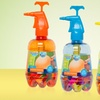 Toy Water Balloon Pumpers with 250 Balloons