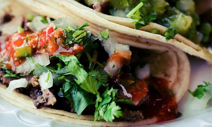 Salsa Salsa - Smithtown: $32for Mexican Dinner for Two at Salsa Salsa (Up to $61 Value)