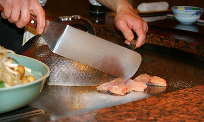 Fujiyama Steak House of Japan - Westerville: $15 for $30 Worth of Hibachi Cuisine During Dinner at Fujiyama Steak House of Japan