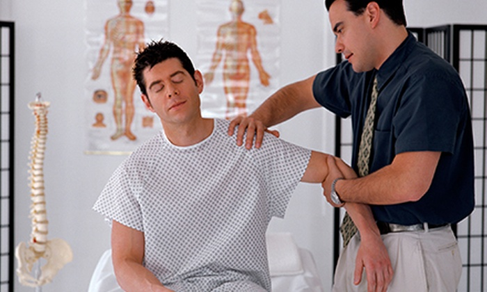 Empire Medical Center - Victorville: $40 for $90 Worth of Services at Inland Chiropractic