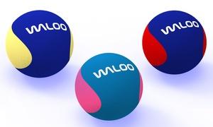 Waloo Waterfun Skipping Ball (1-, 2-, or 3-Pack)