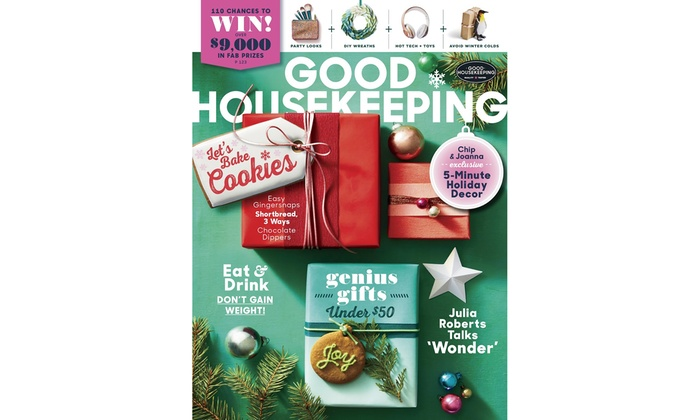 37% Off Good Housekeeping Subscription