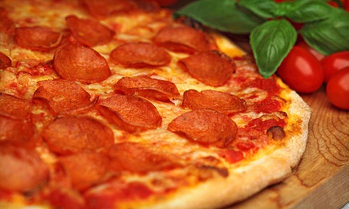 Joe's Pizza Buy the Slice - Old Westport: Pizza Dinner for Two or Four at Joe's Pizza Buy the Slice (Up to 52% Off)