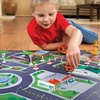 $15 for a Discovery Kids Play Mat with Cars