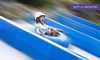 Super Tubing: Ten Rides for Two or Four (42% Off)