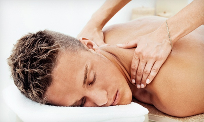 Bruce Street Family Chiropractic - Kitchener: One-Hour Massage or Three-Visit Chiropractic Package with Massage at Bruce Street Family Chiropractic (Up to 85% Off)