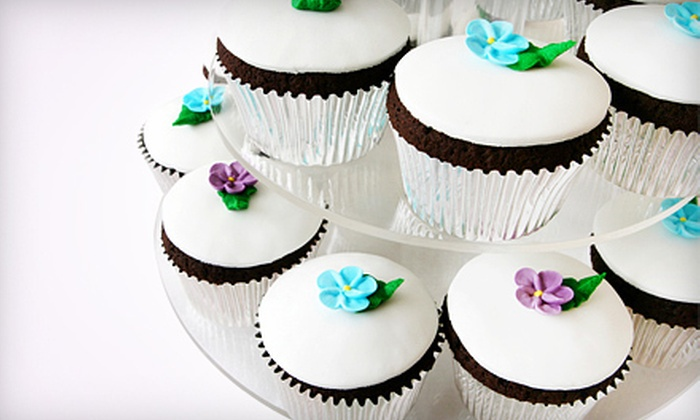 Helena Wirth Cakes - Van Nuys: $40 Worth of Cupcakes and Cakes