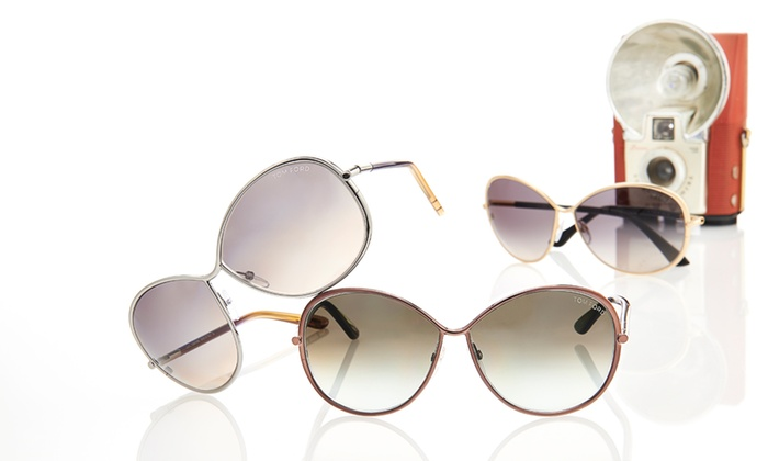 Tom Ford: $110 for Tom Ford Women's Sunglasses ($425 List Price). Assorted Colors Available. Free Shipping and Returns.
