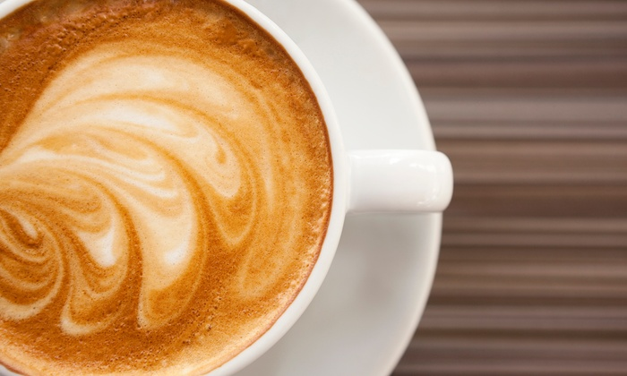 Perk Up Coffee Shop - Perk Up Coffee Shop: $7.95 for Three Groupons, Each Good for $5 Worth of Coffee at Perk Up Coffee Shop ($15 Value)