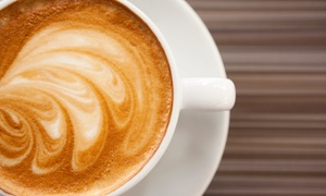 Boston Bean Cafe: Two or Four Groupons, Each Good for $10 Worth of Coffee and Baked Goods at Boston Bean Cafe (40% Off)