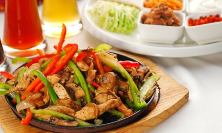 $11 for $22 Worth of Mexican Food at Casita del Lago