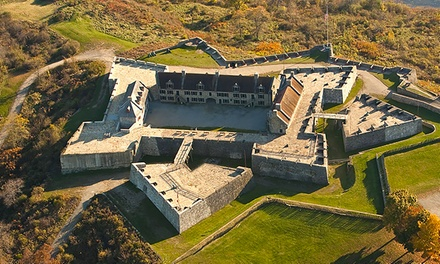 Visit to Fort Ticonderoga Including Corn-Maze Admission for Two or Four (up to 46% Off)