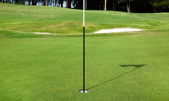 Virginia Beach National Golf Club - Virginia Beach National Golf Club: $55 for Three Rounds of Golf, Range Balls, and a Cart Rental at Virginia Beach National Golf Club (Up to $210 Value)