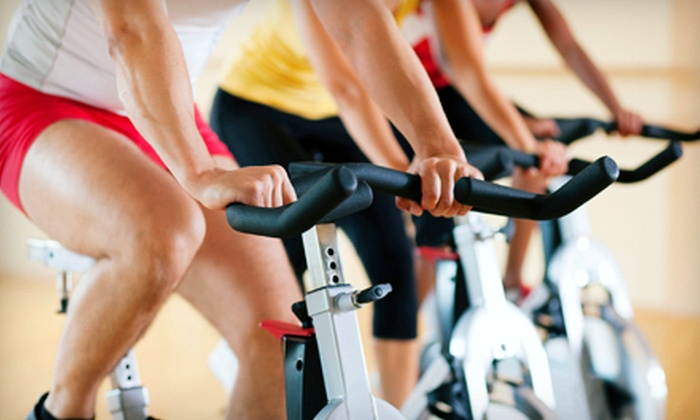 Ann Magee Fitness - Eastpointe: $19 for Two Group Fitness Classes or Five Group Cycling Classes at Ann Magee Fitness in Eastpointe ($50 Value)