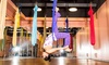Up to 59% Off Aerial Yoga Classes at Spectra Yoga