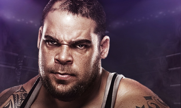 Retribution with WWE superstar Brodus Clay - Kankakee REC Center: $18 for Ticket to Pro Wrestling Blitz's Retribution on Saturday, October 4 at Kankakee REC Center ($36.52 Value)