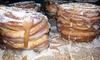 Dawn Of The Donut - Nevada / Lidgerwood: One Dozen Regular or Deluxe Donuts at Dawn Of The Donut (Up to40% Off)