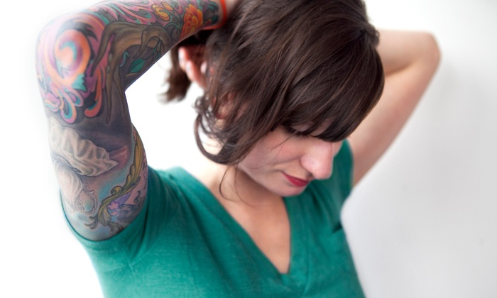 Serenity Tattoo Company - Spenard: Tattoo Services at Serenity Tattoo Company (Up to 64% Off). Three Options Available.