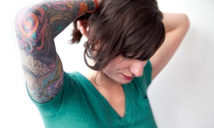 Tattoo Services at Serenity Tattoo Company (Up to 64% Off). Three Options Available.