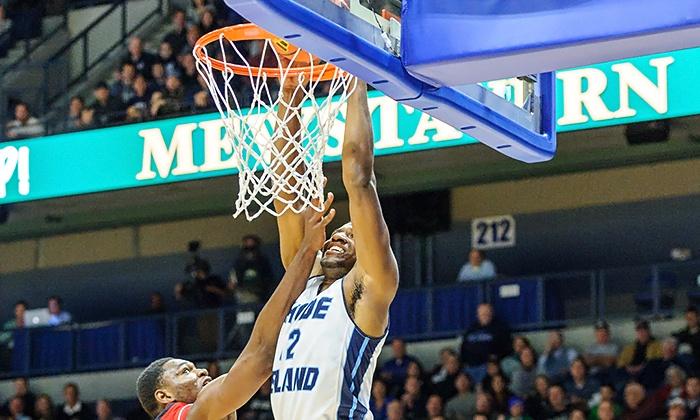 University of Rhode Island Men's Basketball  - The Ryan Center(Boss Ice Arena)/URI Athletics: $30 for Two Tickets to a University of Rhode Island Men's Basketball Game at Ryan Center ($62 Value)