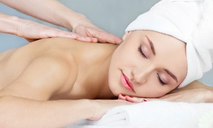 100% Chiropractic: Chiropractic Package with X-rays, Adjustments, and Massage at 100% Chiropractic (Up to 87% Off). Two Options Available.
