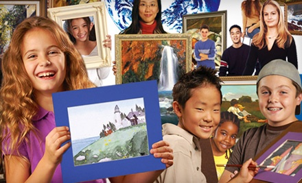 Four Introductory Art Classes for Kids, Teens, or Adults at Mission: Renaissance (Up to 71% Off)