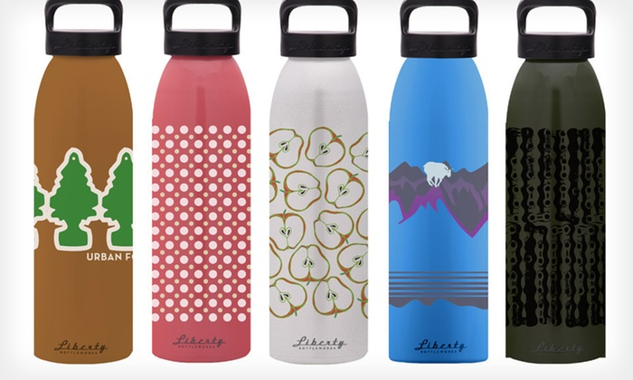 Liberty Bottleworks Water Bottle: 16 or 24 Oz. Liberty Bottleworks Artisan Water Bottle (Up to 33% Off). 26 Options Available. Free Returns.