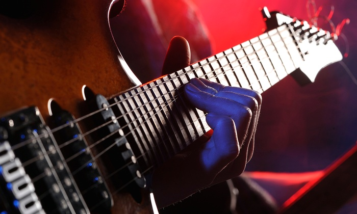 Warren Guitar Lessons - Mishawaka: $45 for $90 Toward One Month of Guitar Lessons
