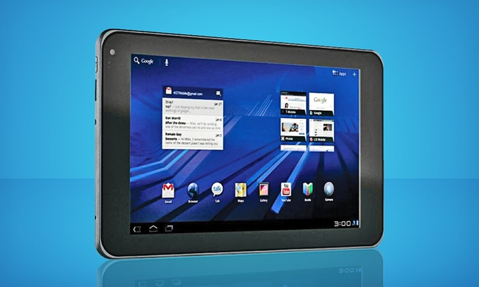 LG Optimus 8.9'' 32 GB Tablet (LGV909.ASYNDW): $199.99 for an LG Optimus 8.9'' 32 GB Android Tablet ($499 List Price). Free Shipping and Returns.