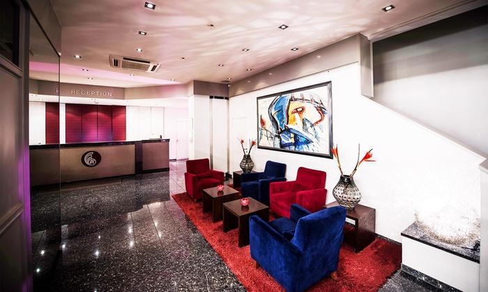 Gewinnspiel Design Hotel In Koln Groupon