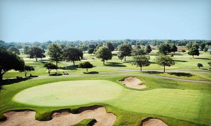 Blackhawk Trace Golf Club - Bloomingdale: $184 for Five 18-Hole Rounds of Golf and Ten Small-Group Clinics at Blackhawk Trace Golf Club (Up to $1,010 Value)