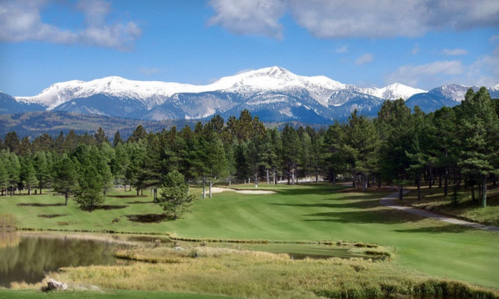 Angel Fire Resort - Angel Fire, NM: Two-Night Stay with Chairlift Passes and Optional Golf Package at Angel Fire Resort in Angel Fire, NM