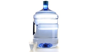 "Bellaqua ""The Water Store"": 5-Gallon Purified-Water or Spring-Water Refills at Bellaqua ""The Water Store"" (Up to 60% Off)"
