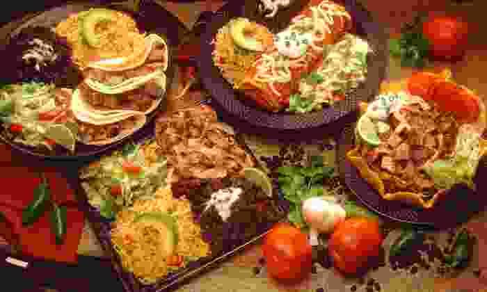 La Frontera Mexican Grill - Hackensack: Mexican Dinner for Two or Four at La Frontera Mexican Grill in Hackensack (Up to 56% Off)