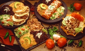 Mexican Dinner for Two or Four at La Frontera Mexican Grill (Up to 55% Off)