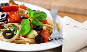 IL Padrino: 2-Gang-Mittagsmenü mit Pasta nach Wahl für 2 oder 4 Gäste im Restaurant IL Padrino