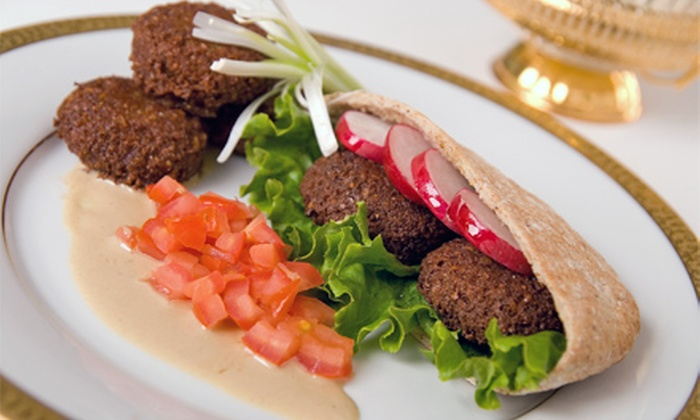 Babylon - Ravenswood: Middle Eastern Cuisine at Babylon (Up to Half Off). Two Options Available.