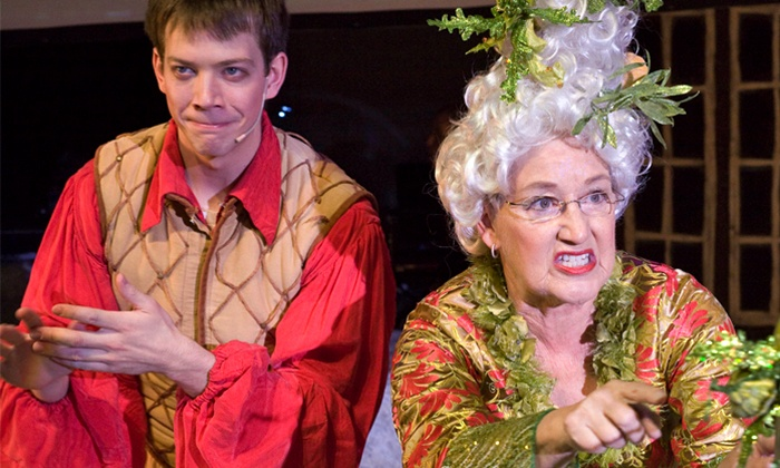 """Jack and the Beanstalk"" - Centerstage Theatre: ""Jack and the Beanstalk"" at Centerstage! Theatre through December 7 (Up to 30% Off)"