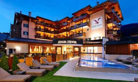 Trentino 4*: fino a 7 notti con colazione, piscina e Wellness Spa Adler Hotel 4*