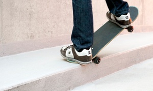 Modern Skate and Surf: Two or Four Skateboarding, In-Line Skating, or Scooter Lessons for One or Two at Modern Skate and Surf (48% Off)