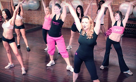 3 Months of Unlimited Live Streaming or Downloadable On-Demand Online Fitness Classes (a $45 value) - Flirty Girl Fitness Live in