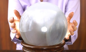Psychic Center: $25 for $50 Toward Psychic or Tarot Card Reading