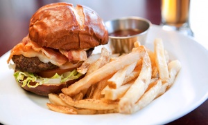 Shooter's Bar & Grill: American Food at Shooter's Bar & Grill (50% Off). Two Options Available.