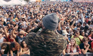 Trillectro Music Festival At Rfk Stadium Lot 8            On Saturday, August 23, At 1 P.m. (up To 49% Off)