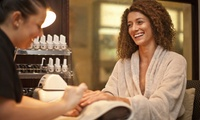 Shellac Manicure, Pedicure, or Both at Le Petite Salon Victoria (Up to 57% Off)