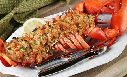 Detroit restaurants deals coupons in detroit groupon for Detroit fish market