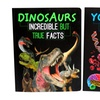 Incredible But True Facts Books: Dinosaurs and Your Body