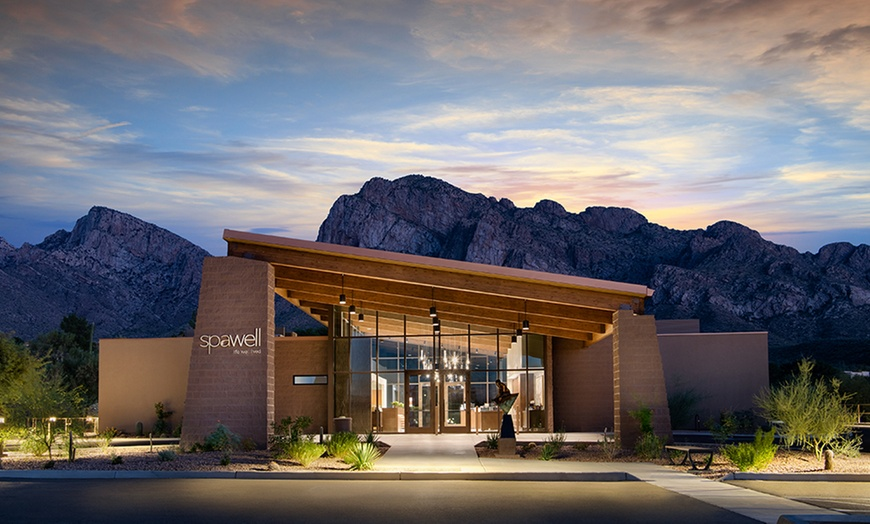 Spawell At Hilton Tucson El Conquistador Resort From 119 Oro Valley Az Groupon