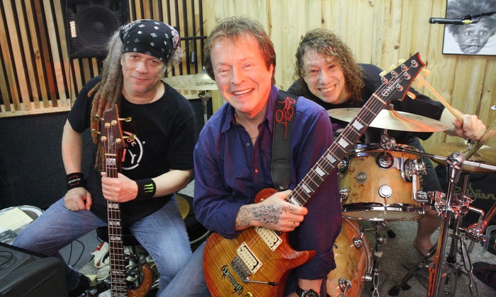 An Intimate Evening with Rick Derringer - Mount Dora Community Building: An Intimate Evening with Rick Derringer at Mount Dora Community Building on Saturday, July 12 (Up to 54% Off)
